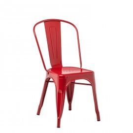 Silla LIX - Rojo