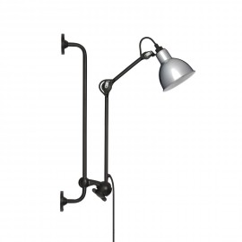 Lámpara ERN 00 Metalizada