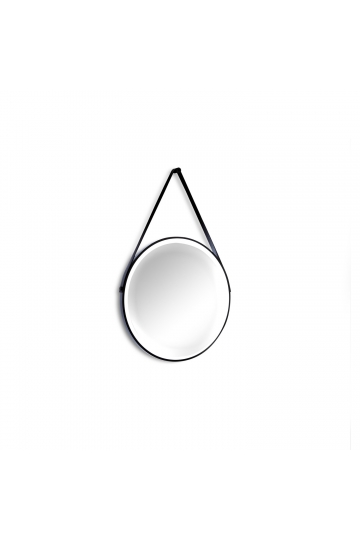 Espejo de Pared LED Redondo (Ø60 cm) Sunka