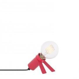 Lámpara Crawl - Rojo Sandía