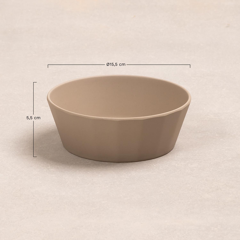 Set de 4 Bowls en Bambú Scott SKLUM