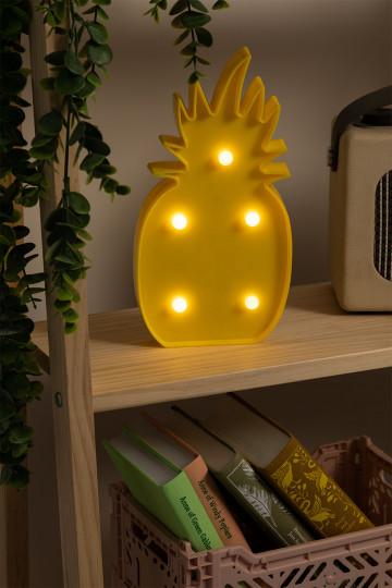 Lámpara LED de Mesa Piña