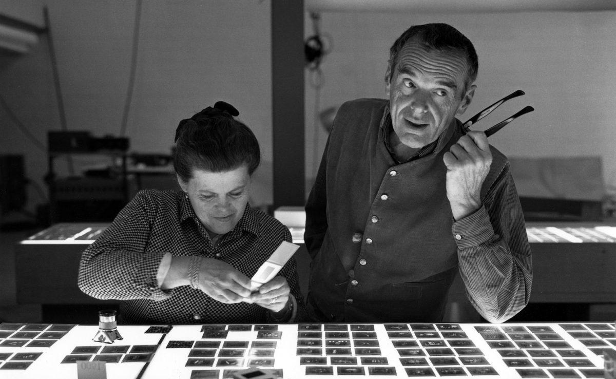 Eames, la pareja que cambió el mundo del diseño