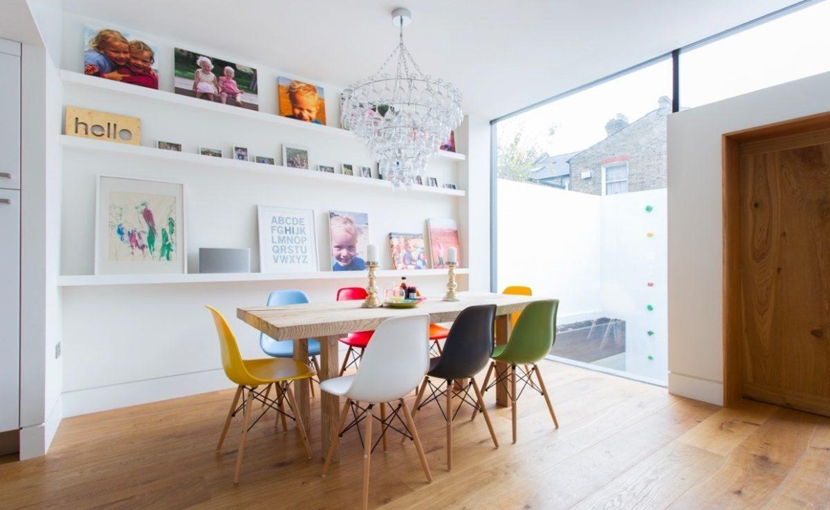 Muebles de colores, una alternativa para atrevidos