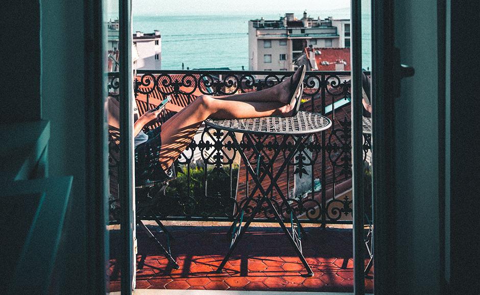 Cómo aprovechar tu balcón y sacarle el máximo partido