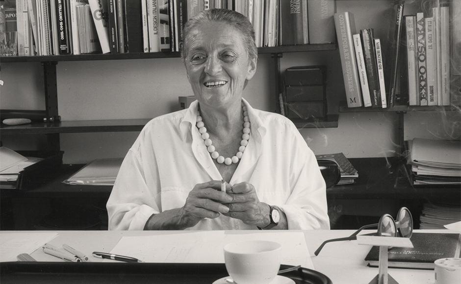 Anna Castelli Ferrieri, la diseñadora más rompedora del siglo XX