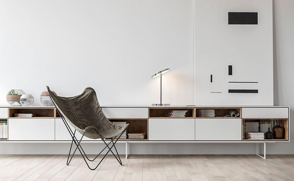 ¿Por qué salones minimalistas y cómo conseguirlos?