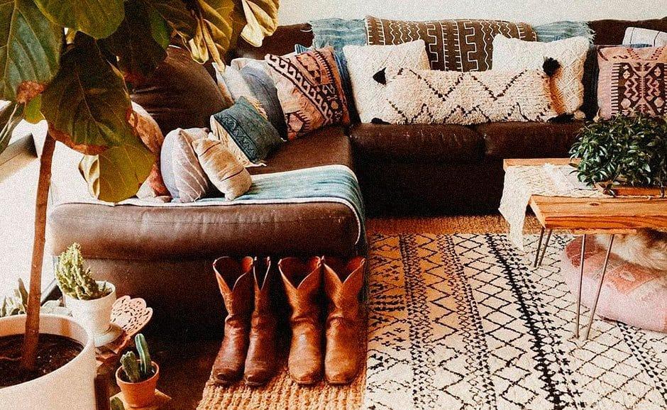Decoración tribal: el aire exótico que está pidiendo tu casa