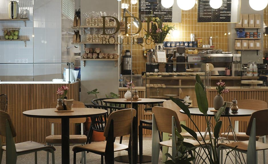 Dulce de Leche Boutique nos abre sus puertas: café, repostería y amor por la decoración
