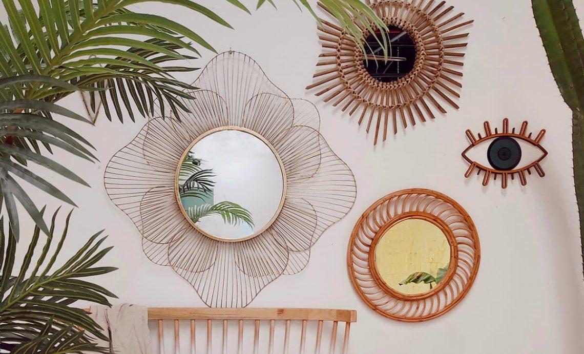 Ideas geniales para decorar tu casa con espejos