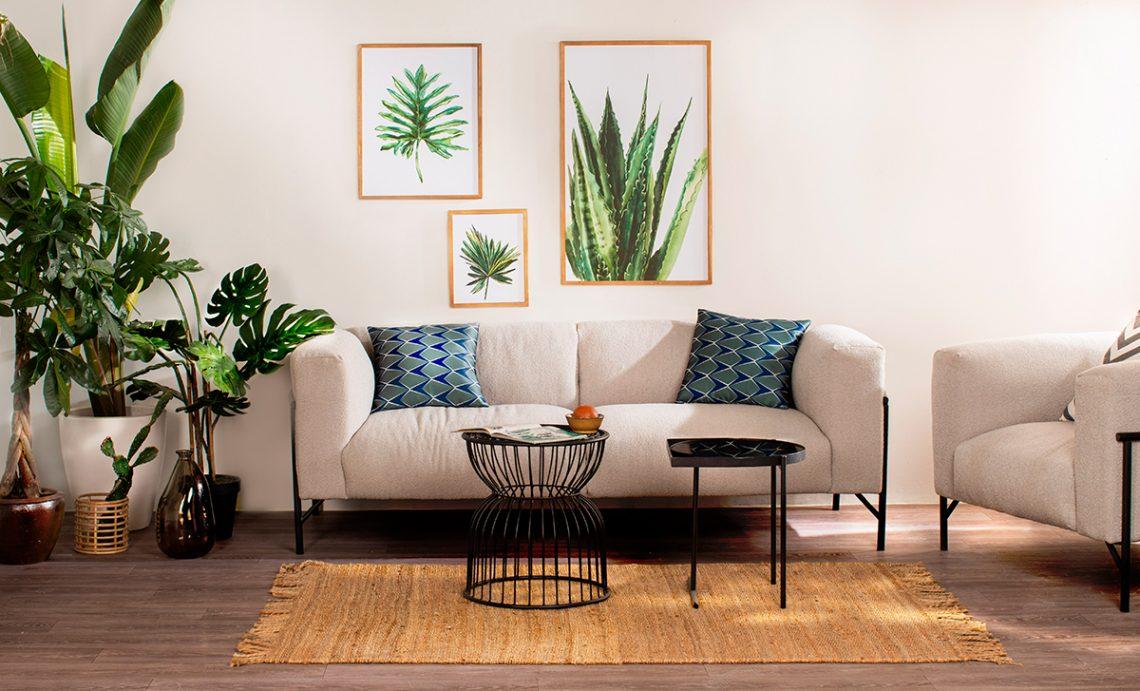 Cómo elegir el sofá perfecto para tu casa de verano