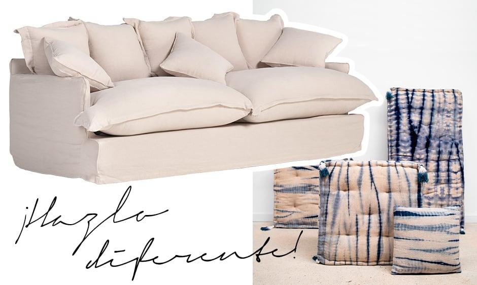 Cómo elegir un sofá cómodo