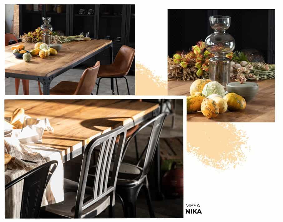 mesa de comedor ambiente