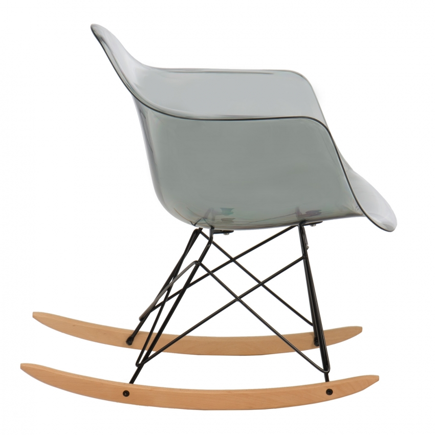 chaise bascule ims transparente sklum france. Black Bedroom Furniture Sets. Home Design Ideas