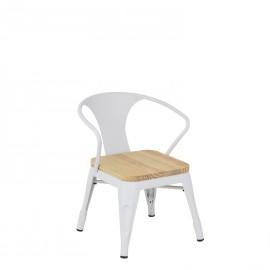 Chaise avec accoudoirs LIX Bois [KIDS!]