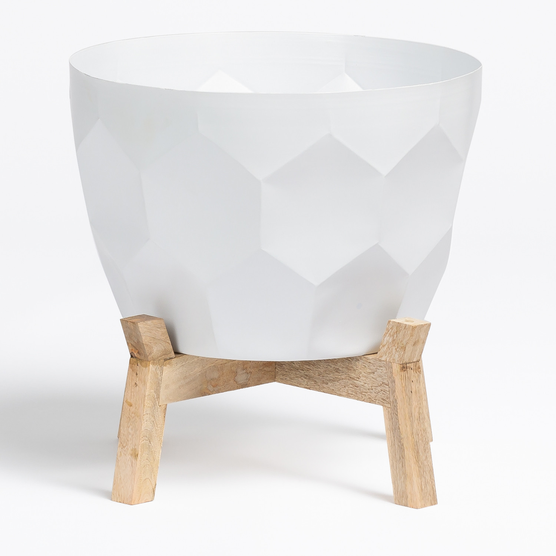 Egg Chair Riet.Thim Pot Sklum