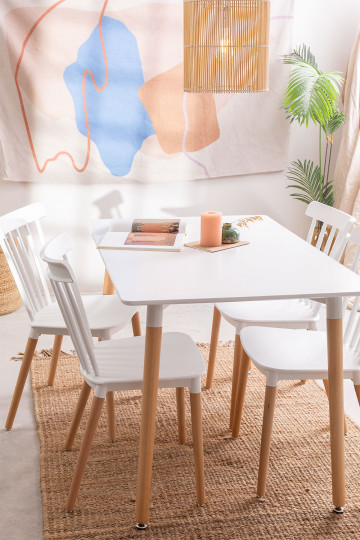 Pack of Royal Table & 4 Royal Chairs