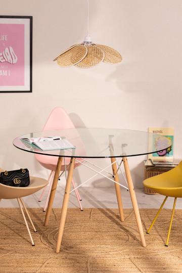 Brich Scand Table Ø120