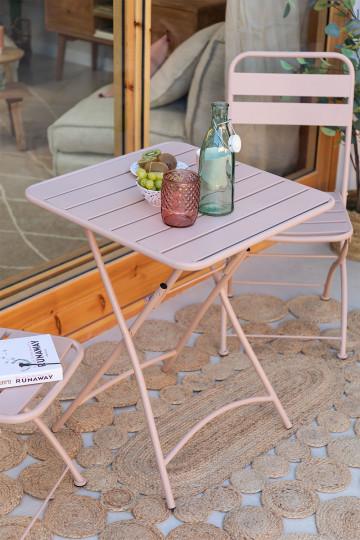 Janti Foldable Table 60 cm