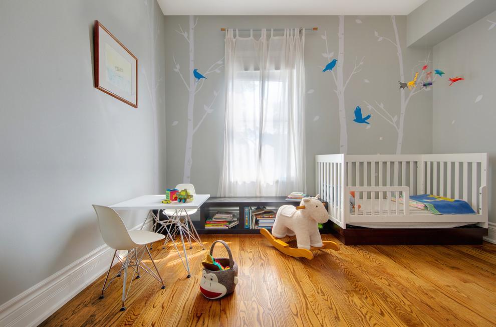 Idee e consigli per l'arredamento di una cametta per bambini