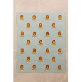Meru Kids katoenen deken, miniatuur afbeelding 3