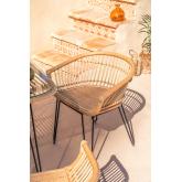 Zenta rotan stoel, miniatuur afbeelding 6