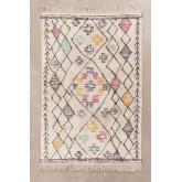 Katoenen vloerkleed (180x120 cm) Jalila, miniatuur afbeelding 1