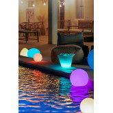 Sphere Outdoor Led-vloerlamp, miniatuur afbeelding 1