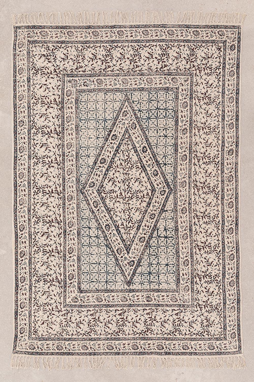 Alfombra en Algodón (180x120 cm) Kunom, galerij beeld 1