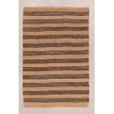 Vloerkleed van natuurlijk jute (250x160 cm) Seil, miniatuur afbeelding 1