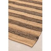 Vloerkleed van natuurlijk jute (250x160 cm) Seil, miniatuur afbeelding 3
