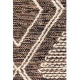 Tapijt van katoen en wol (250x160 cm) Hiwa, miniatuur afbeelding 3