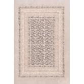 Katoenen vloerkleed (185x120 cm) Banot, miniatuur afbeelding 1