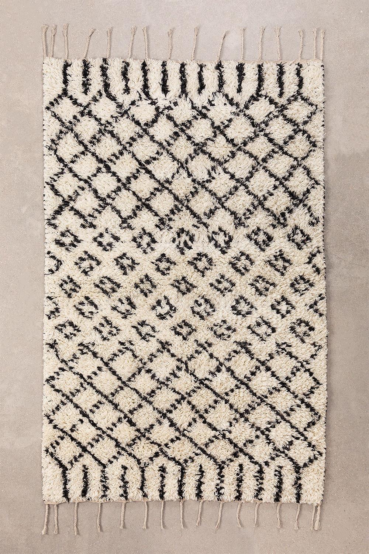 Wollen vloerkleed (220x125 cm) Adia, galerij beeld 1
