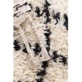 Wollen vloerkleed (220x125 cm) Adia, miniatuur afbeelding 4