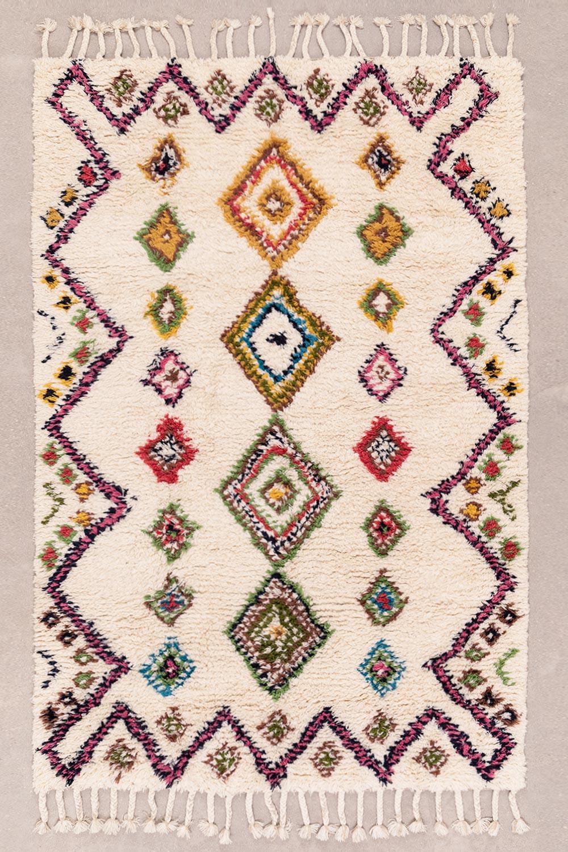 Mesty tapijt van wol en katoen, galerij beeld 1