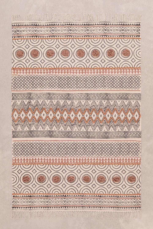 Katoenen vloerkleed (180x120 cm) Intar, galerij beeld 1