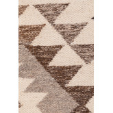 Tapijt van wol en katoen (250x165 cm) Logot, miniatuur afbeelding 4