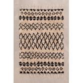 Katoenen vloerkleed (180x125 cm) Tulub, miniatuur afbeelding 2