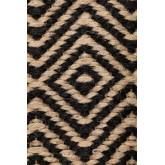 Vloerkleed van natuurlijk jute (245x165 cm) Kiva, miniatuur afbeelding 4