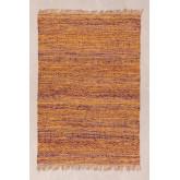 Vloerkleed van natuurlijk jute (240x160 cm) Drigy, miniatuur afbeelding 1