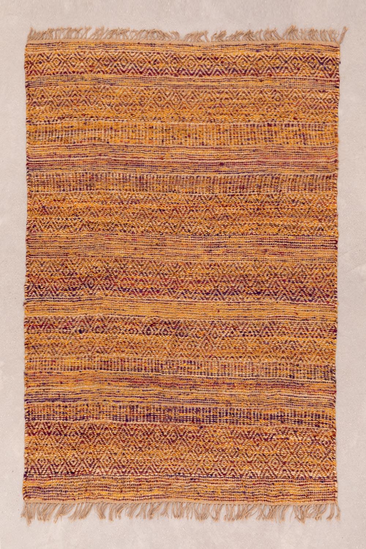Vloerkleed van natuurlijk jute (240x160 cm) Drigy, galerij beeld 1