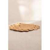 Deurmat van natuurlijk jute (96x57 cm) Otilie, miniatuur afbeelding 2