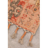 Vloerkleed van katoen Chenille (185x125 cm) Feli, miniatuur afbeelding 2
