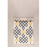 Katoenen vloerkleed (160x70 cm) Mandi, miniatuur afbeelding 2