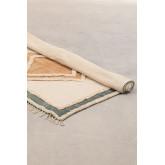 Katoenen vloerkleed (185x120 cm) Derum, miniatuur afbeelding 2