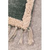 Katoenen vloerkleed (185x120 cm) Derum, miniatuur afbeelding 3
