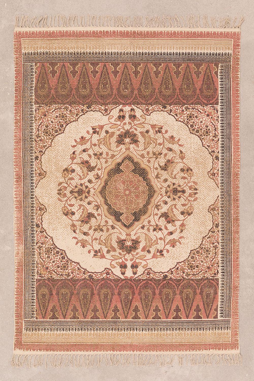 Katoenen vloerkleed (185x125 cm) Shavi, galerij beeld 1