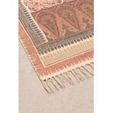 Katoenen vloerkleed (185x125 cm) Shavi, miniatuur afbeelding 3