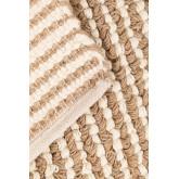Vloerkleed van jute en wol (230x165 cm) Prixet, miniatuur afbeelding 3